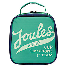 Buy Little Joule Junior Lunch Bag, Green Online at johnlewis.com