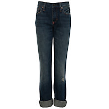 Buy Polo Ralph Lauren Skinny Fit Jeans, Blue Online at johnlewis.com