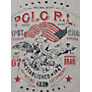 Buy Polo Ralph Lauren Boys' Eagle Logo Short Sleeve T-Shirt, Grey Online at johnlewis.com
