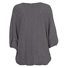 Buy Betty Barclay Bat Wing Cardigan, Grey Online at johnlewis.com
