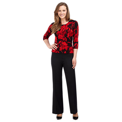 Buy Precis Petite Floral Print Cardigan, Multi Online at johnlewis.com