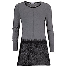 Buy Betty Barclay Tunic Dress, Grey Online at johnlewis.com