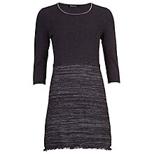 Buy Betty Barclay 3/4 Sleeve Tunic Dress, Grey Online at johnlewis.com