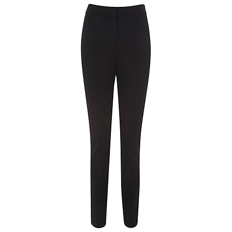 Buy Planet Treggings, Black Online at johnlewis.com