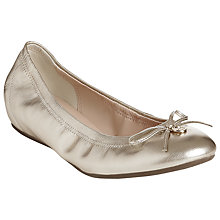 Buy L.K. Bennett Sukima Ballerina Pumps Online at johnlewis.com