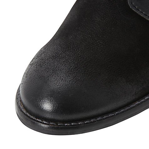 Buy Bertie Pontos Boots, Black Online at johnlewis.com