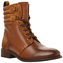 Buy Bertie Pontos Leather Boots Online at johnlewis.com