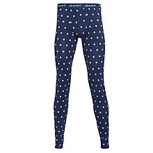 Buy Gant Star Print Long Johns Online at johnlewis.com
