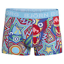 Buy Bjorn Borg Mask Trunks, Multi Online at johnlewis.com
