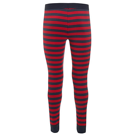 Buy John Lewis Stripe Cotton Long Johns Online at johnlewis.com