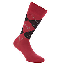 Buy Hugo Boss John Argyle Socks Online at johnlewis.com