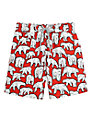 Vilebrequin Polar Bear Print Swim Shorts