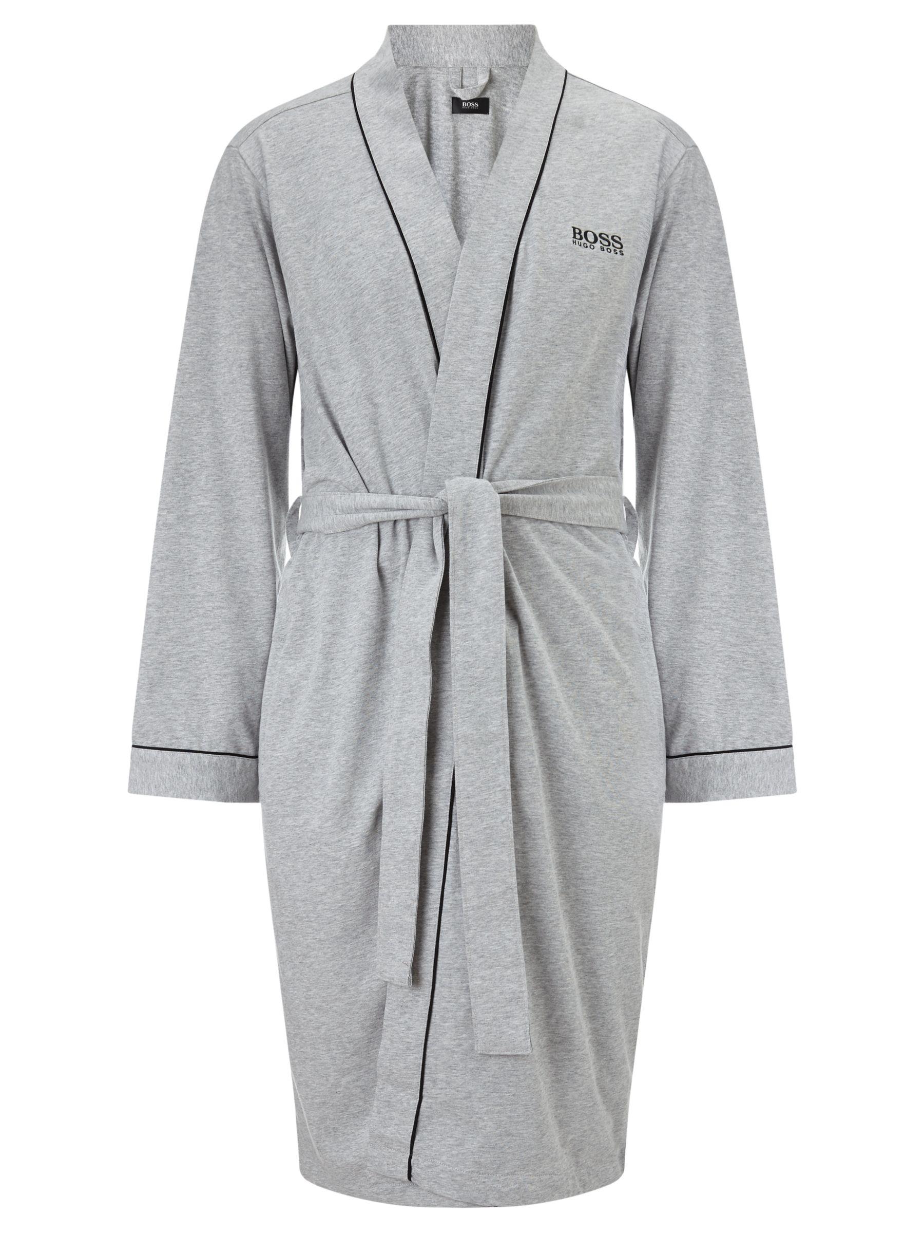 Hugo Boss Jersey Kimono, Grey