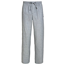 Buy Hugo Boss Herringbone Lounge Pants Online at johnlewis.com