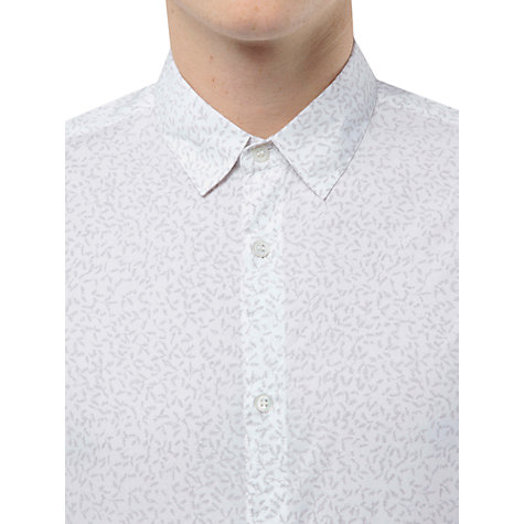 Buy Farhi by Nicole Farhi Linen Long Sleeve Shirt Online at johnlewis.com