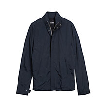 Buy Farhi by Nicole Farhi Full Zip Jacket, Navy Online at johnlewis.com