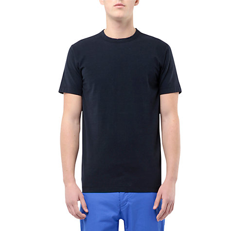 Buy Farhi by Nicole Farhi Stretch Cotton Short Sleeve T-Shirt Online at johnlewis.com