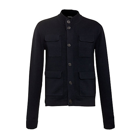 Buy Farhi by Nicole Farhi Milano Cotton Cardigan Online at johnlewis.com