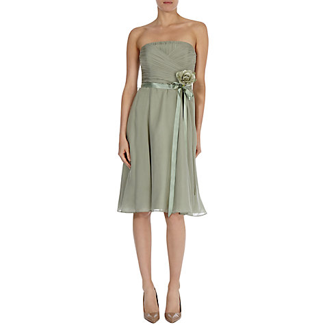 Buy Coast Allure Short Dress, Thyme Online at johnlewis.com