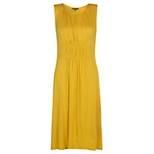 Buy Jigsaw Jersey Ruched Dress Online at johnlewis.com