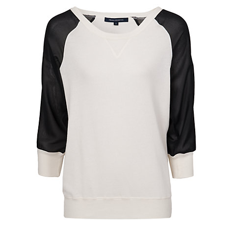 Buy French Connection New Ditton Sweatshirt Online at johnlewis.com