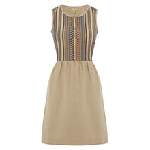 Buy NW3 by Hobbs Tapestry Dress, Saffron Multi Online at johnlewis.com