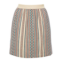 Buy NW3 by Hobbs Tapestry Skirt, Saffron Multi Online at johnlewis.com