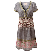 Buy East Maya Dress, Multi Online at johnlewis.com