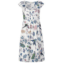 Buy White Stuff Mojito Dress, Ice Cream Online at johnlewis.com
