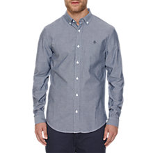 Buy Original Penguin Long Sleeve Oxford Shirt Online at johnlewis.com