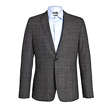 Buy Original Pengiun Prince of Wales Check Jacket, Black/White Online at johnlewis.com