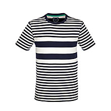 Buy Joules Crofton Stripe Short Sleeve T-Shirt Online at johnlewis.com