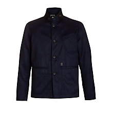 Buy G-Star Raw Correct Lens Blazer, Police Blue Online at johnlewis.com