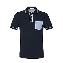 Buy Original Penguin Earl Contrast Pocket Polo Shirt Online at johnlewis.com