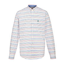 Buy Joules Ripley Stripe Shirt, Multi Online at johnlewis.com