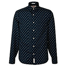 Buy Original Penguin Micro Floral Print Shirt Online at johnlewis.com