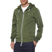 Buy Original Penguin Hooded Ratner Jacket, Riffle Green Online at johnlewis.com