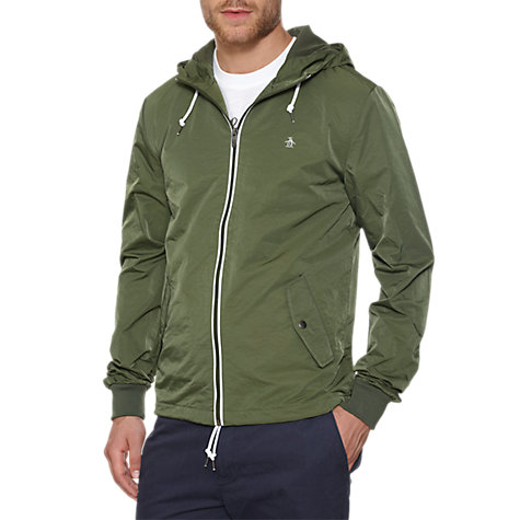 Buy Original Penguin Hooded Ratner Jacket Online at johnlewis.com