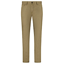 Buy Diesel Waykee Regular Tapered Jeans, Sand Online at johnlewis.com