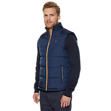 Buy Original Penguin Padded Gilet Online at johnlewis.com