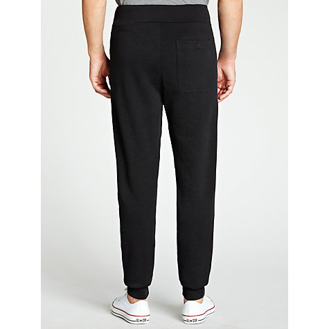 Buy G-Star Raw Correct Lens Sweat Pants, Black Online at johnlewis.com