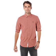 Buy Original Penguin Heritage Fit Gingham Shirt Online at johnlewis.com