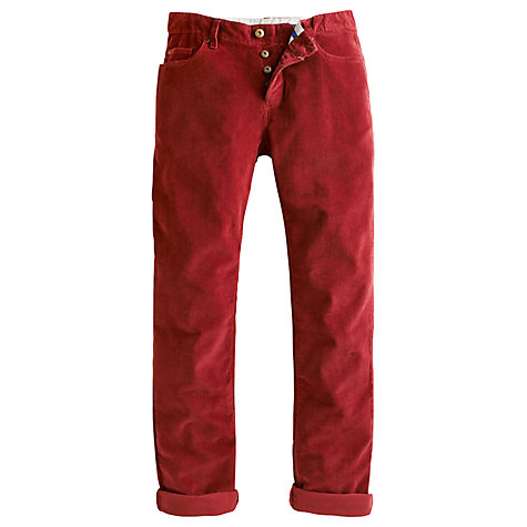 Buy Joules Chesil Cotton Corduroy Trousers Online at johnlewis.com