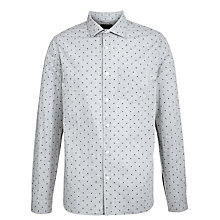 Buy Woolrich John Rich & Bros. Micro Floral Print Shirt Online at johnlewis.com