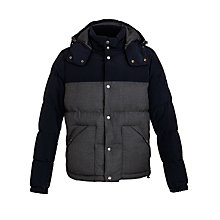 Buy Woolrich John Rich & Bros. Dual Tone Down Puffer Jacket Online at johnlewis.com