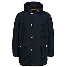 Buy Woolrich John Rich & Bros. Arctic Parka Jacket, Navy Online at johnlewis.com