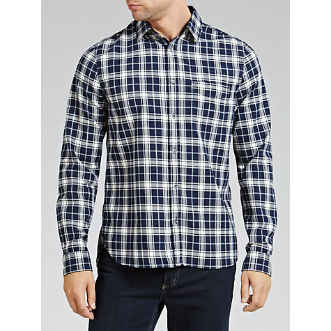 Buy Woolrich John Rich & Bros. Check Long Sleeve Shirt Online at johnlewis.com