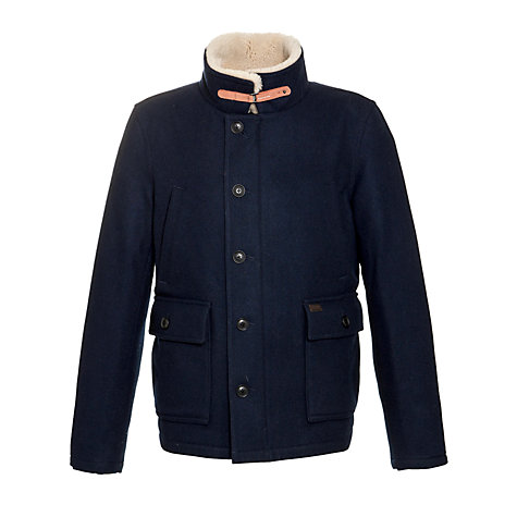 Buy Woolrich John Rich & Bros. Mono Lake Wool Jacket Online at johnlewis.com
