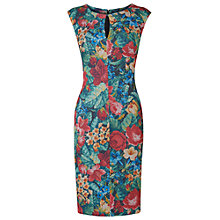 Buy Phase Eight Tapestry Floral Dress, Multi Online at johnlewis.com