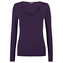 Buy Jigsaw Double Front Top Online at johnlewis.com